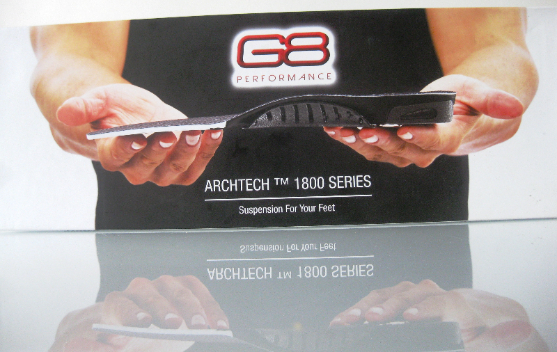 G8 Performance ~  Packaging Copywriting